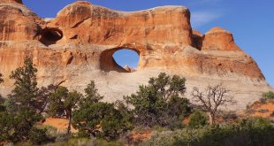 Arches National Park Header