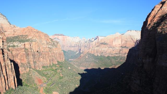 Canyon Overlook Foto