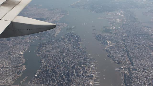Flüge in die USA Reiseplanung