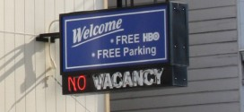 Motels und Hotels im Voraus buchen Foto