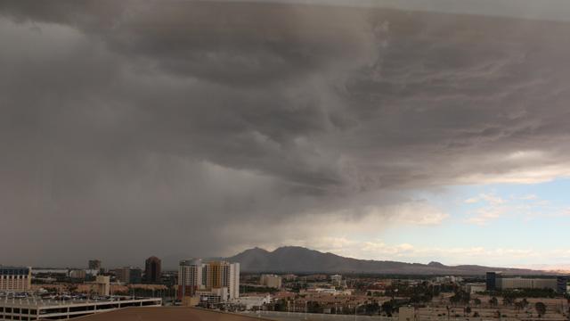 Las Vegas Wetter Foto