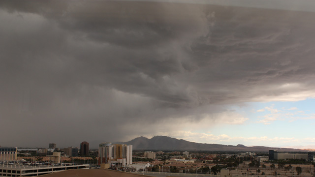 Las Vegas Wetter Mai