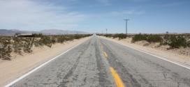 Reiseplanung: Foto einer Straße