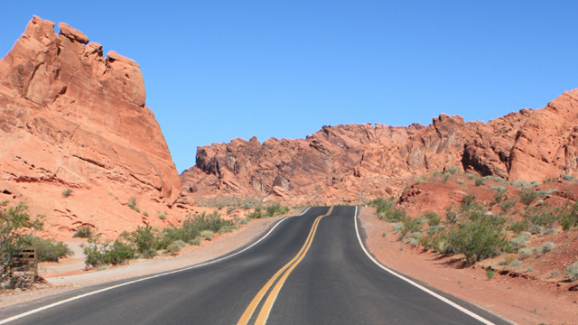 Valley of Fire State Park Foto