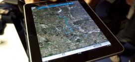 USA Südwesten Karte iPad Bild