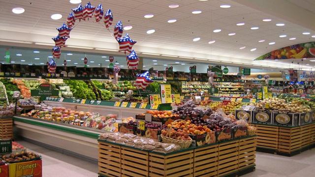Supermarkt Usa