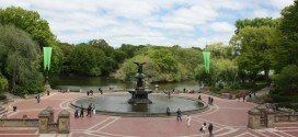 Bethesda Fountain Bild