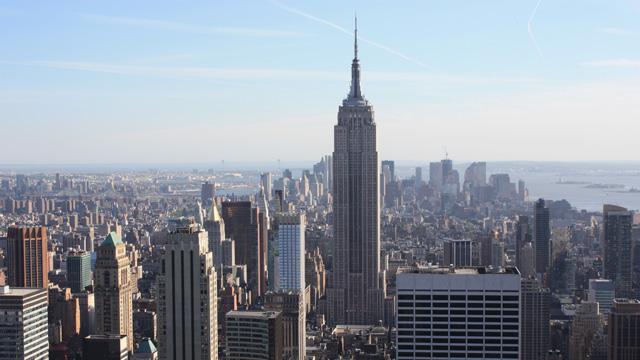 Empire State Building Floor