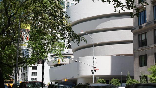 Guggenheim Museum Bild