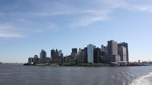 Skyline Manhattan Bild