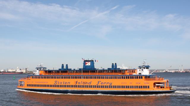 Staten Island Ferry Bild