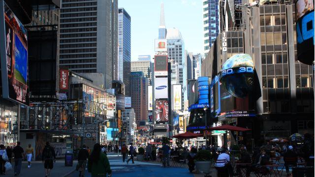 Times Square Bild