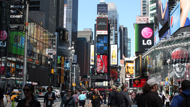 3 Tage in New York Foto