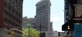 Flatiron Building Foto