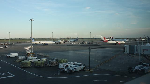 Flughafen New York JFK Bild