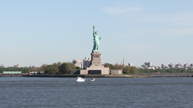 New York Rundwege Foto