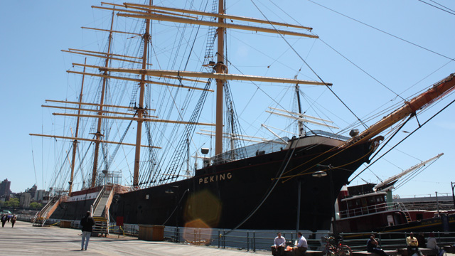 South Seaport Foto