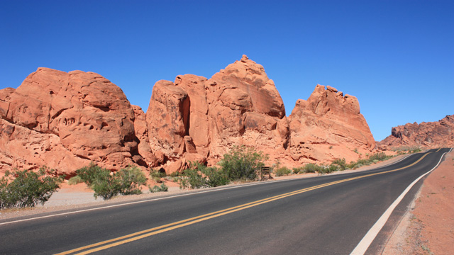 Valley of Fire Bild
