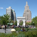 Washington Square Park Bild