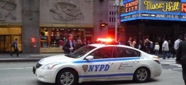 Polizeiauto in New York