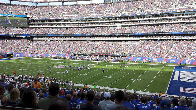 Football in New York