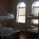 Hostels in New York Foto
