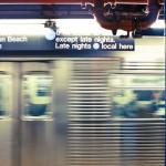 New York U-Bahn Bild