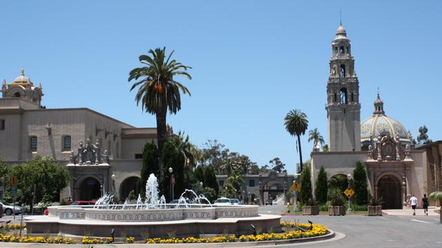San Diego Balboa Park Foto