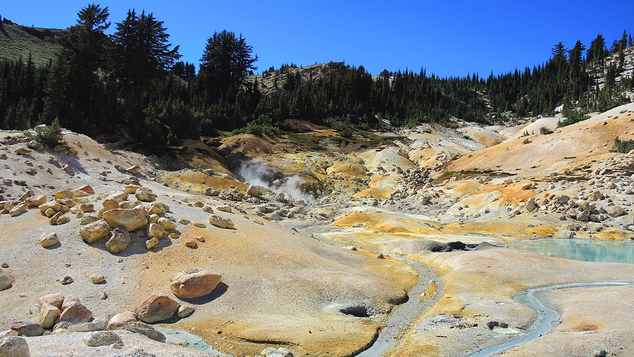 Lassen volcanic national park usa reisetipps for Lassen volcanic national park cabins