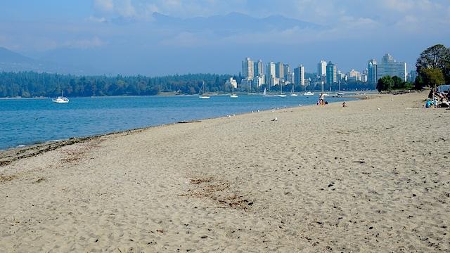 Vancouver: Stadt vor Bergen