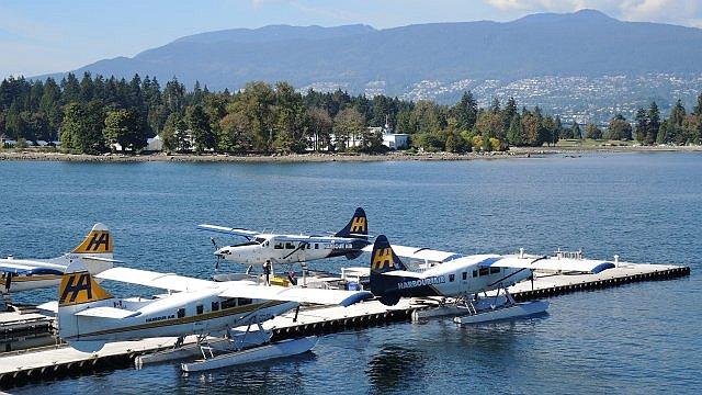 Wasserflugzeuge Foto