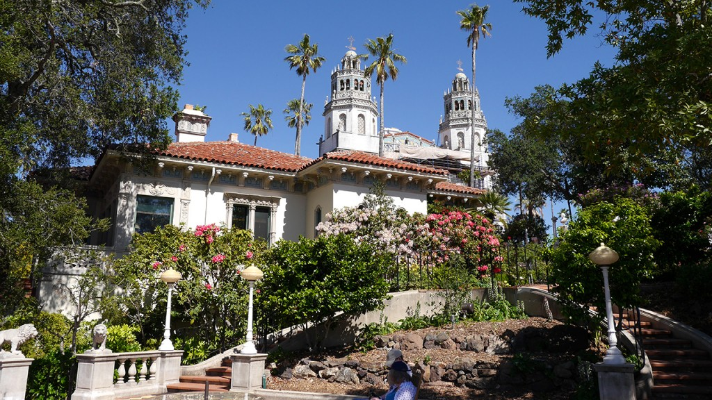 Reserve Hearst Castle Tour