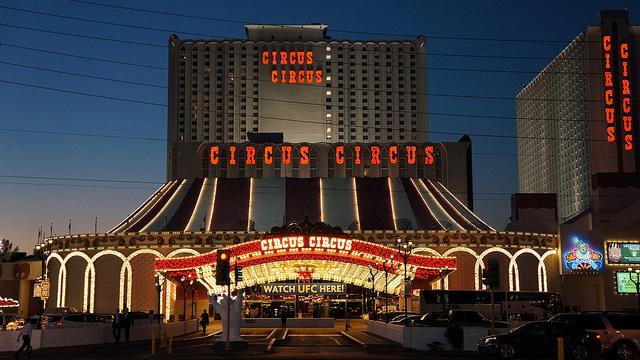 Campingplatz Las Vegas