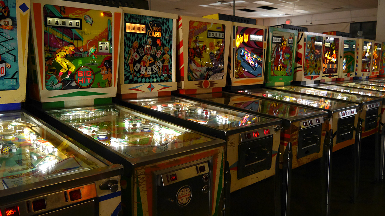 Photo of Pinball Hall of Fame