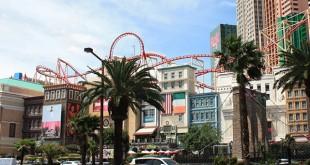 Roller Coaster New York Las Vegas