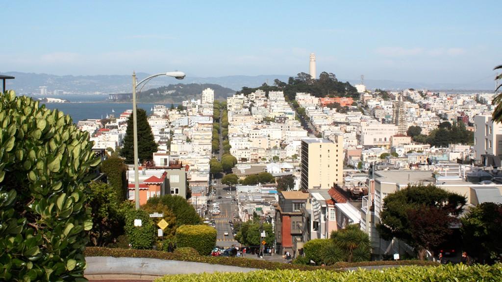 San Francisco bietet viele Sehenswürdigkeiten
