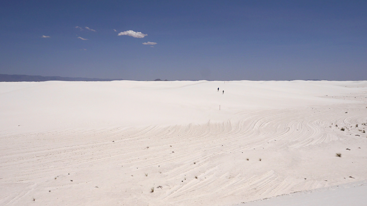 Photo of White Sands National Park