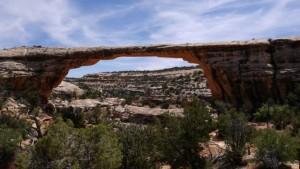 Natural Bridges National Monument Foto