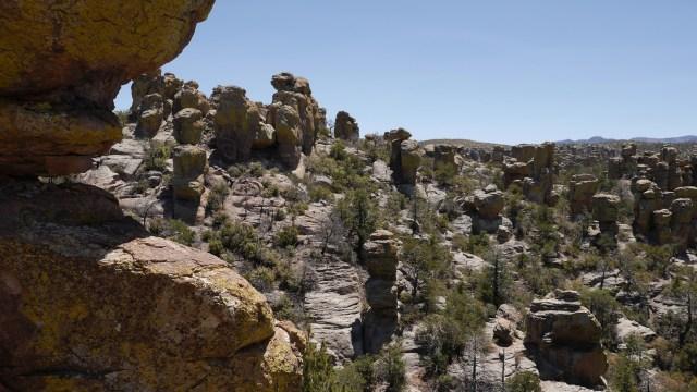 Foto vom Chiricahua National Monument