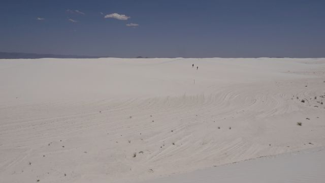 White Sands National Monument Foto