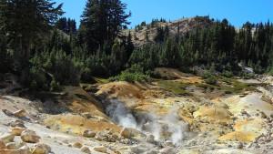 Lassen Volcanic National Park USA