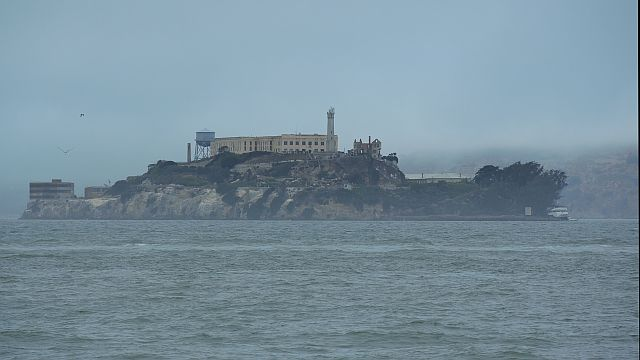 Photo of San Francisco bei schlechtem Wetter