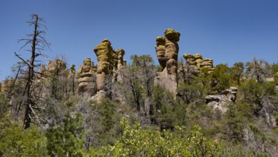 Photo of Chiricahua National Monument