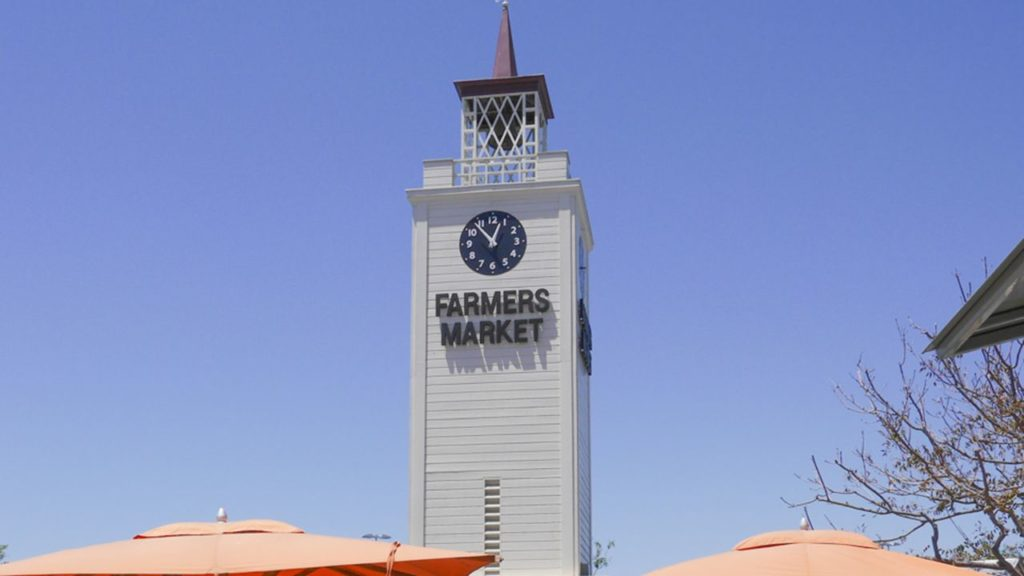 Farmers Market in Los Angeles