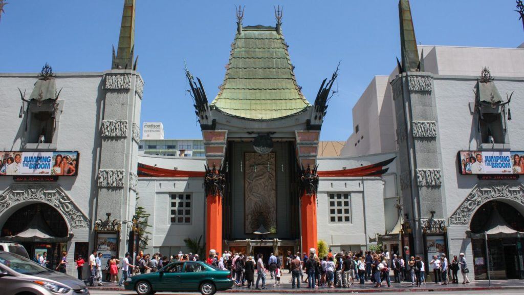 Chinese Theatre am Hollywood Boulevard
