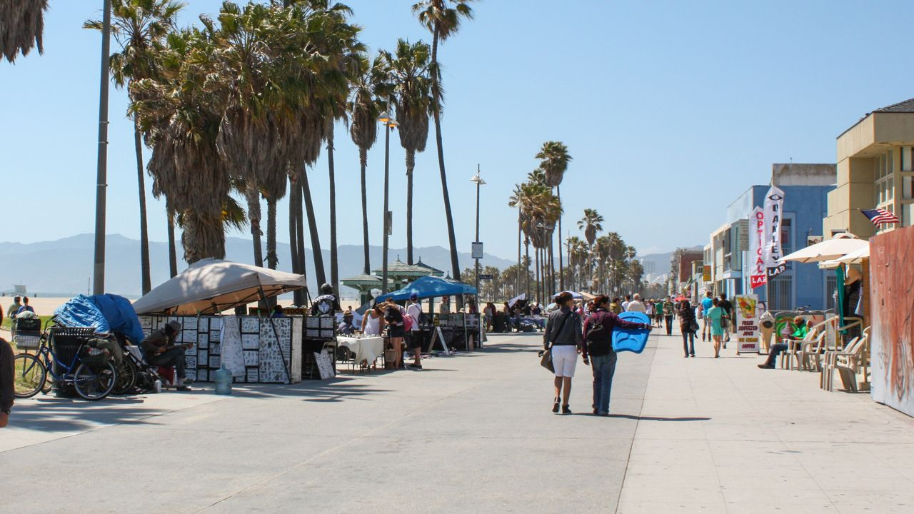 Photo of Venice Beach & Canals