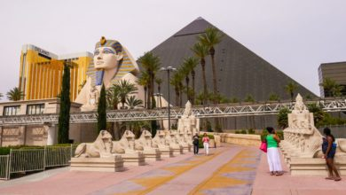 Photo of Luxor Hotel
