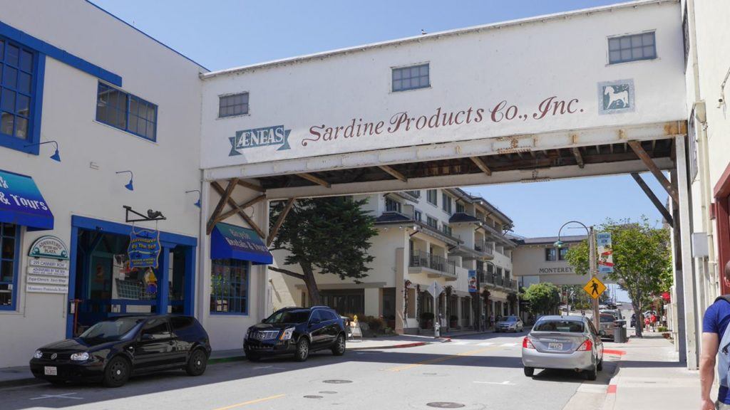 Die Cannery Row
