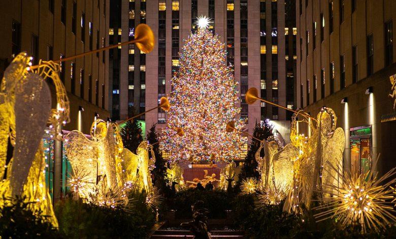 Weihnachten New York 2021