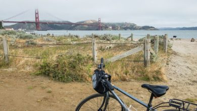 Photo of San Francisco mit dem Fahrrad